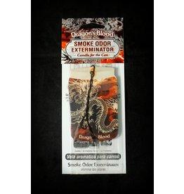 Smoke Odor Car Frenshener - Dragon's Blood