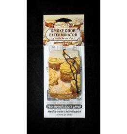 Smoke Odor Smoke Odor Car Freshener - Creamy Vanilla