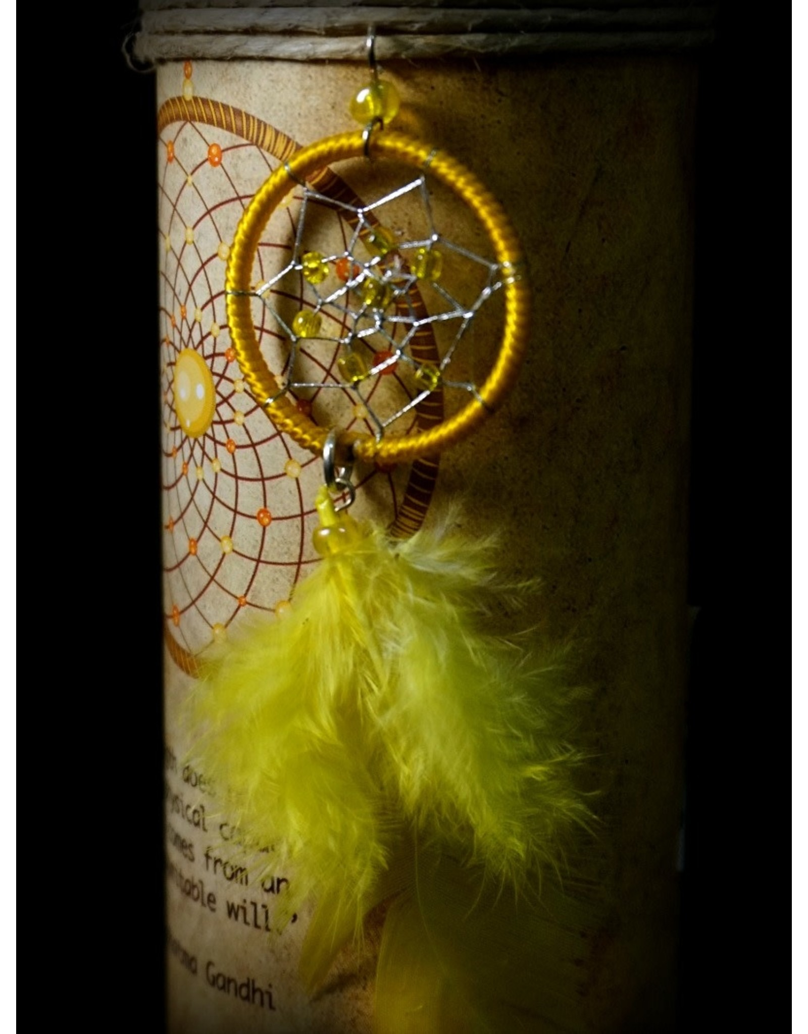 Dreamcatcher Candle - Strength
