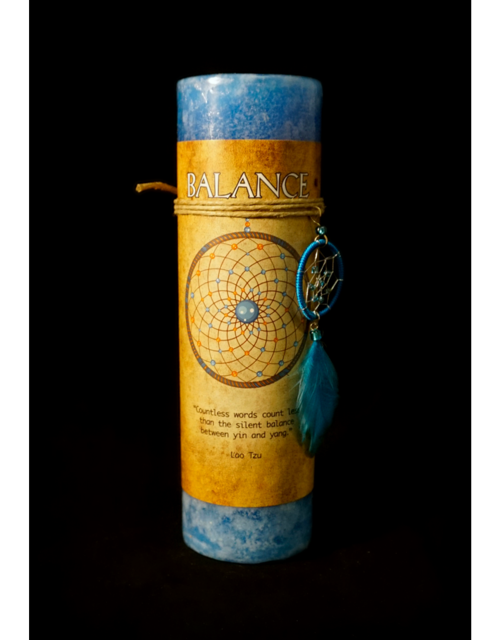 Dreamcatcher Candle - Balance
