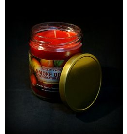 Smoke Odor Candle - Sugar Plum