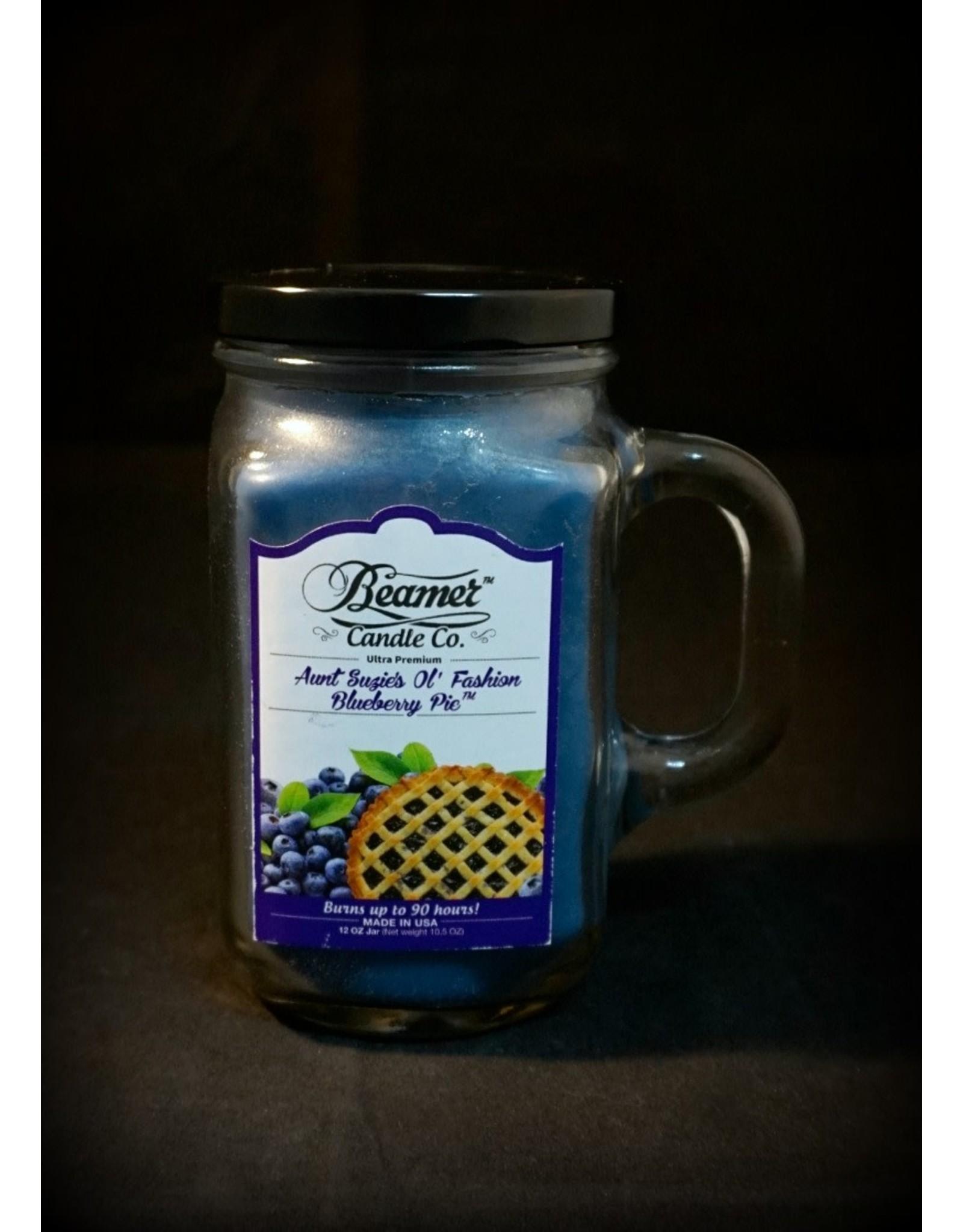 Beamer Candle - Aunt Suzie's Ol' Fashion Blueberry Pie