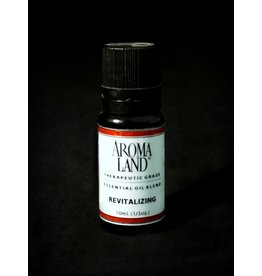 Aromaland Essential Oil Blend - Revitalizing
