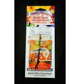Smoke Odor Smoke Odor Car Freshener – Flower Power