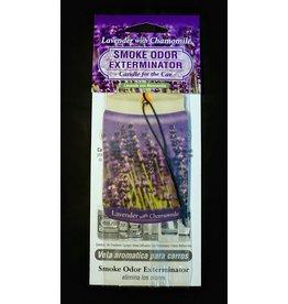 Smoke Odor Car Freshener – Lavender with Chamomile