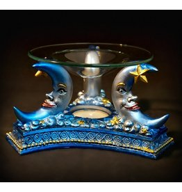 Moon and Star Oil Warmer