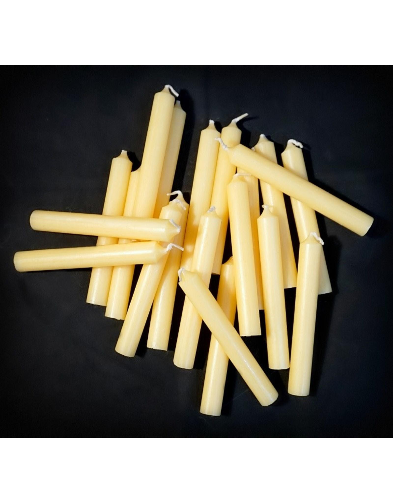 Ivory Chime Candle - Motivation