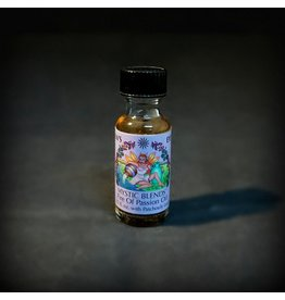 Sun's Eye Mystic Blends Oil - Fire of Passion
