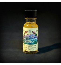 Sun's Eye Herbal Essentials Oil - Lotus & Tulip