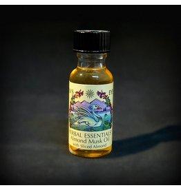 Sun's Eye Herbal Essentials Oil - Almond Musk
