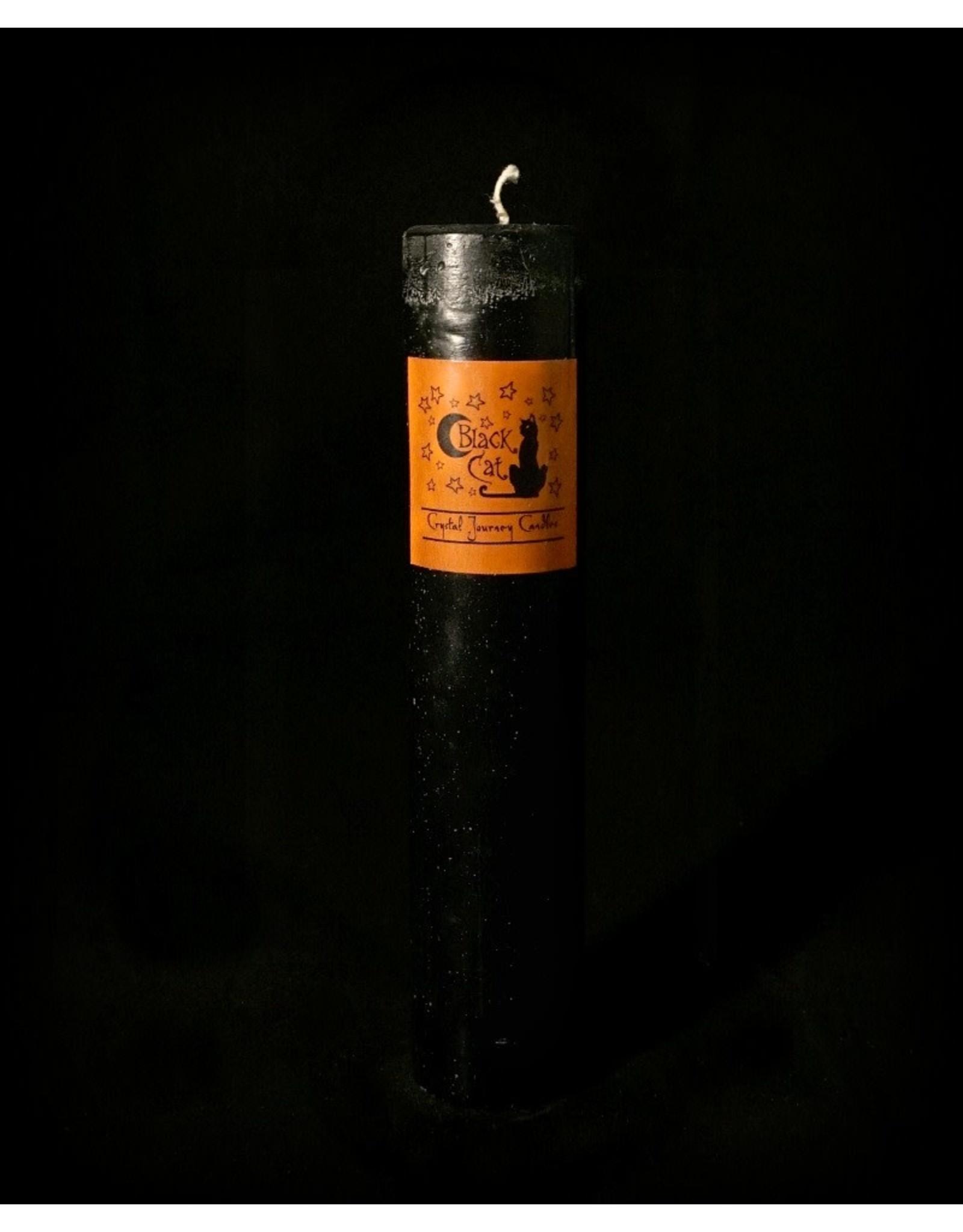 Herbal Magic Pillars - Black Cat