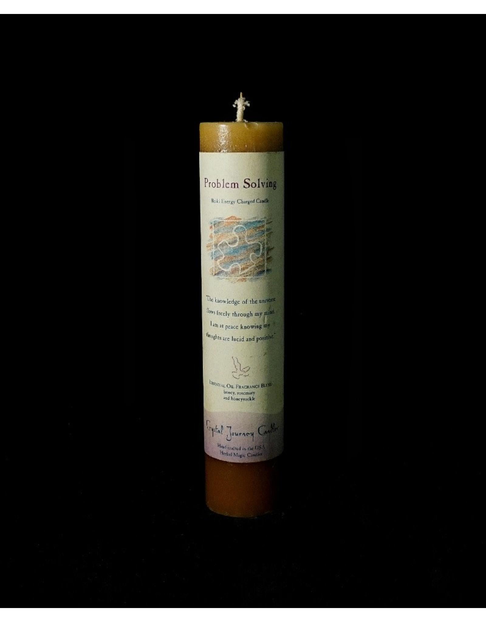 Herbal Magic Pillars - Problem Solving