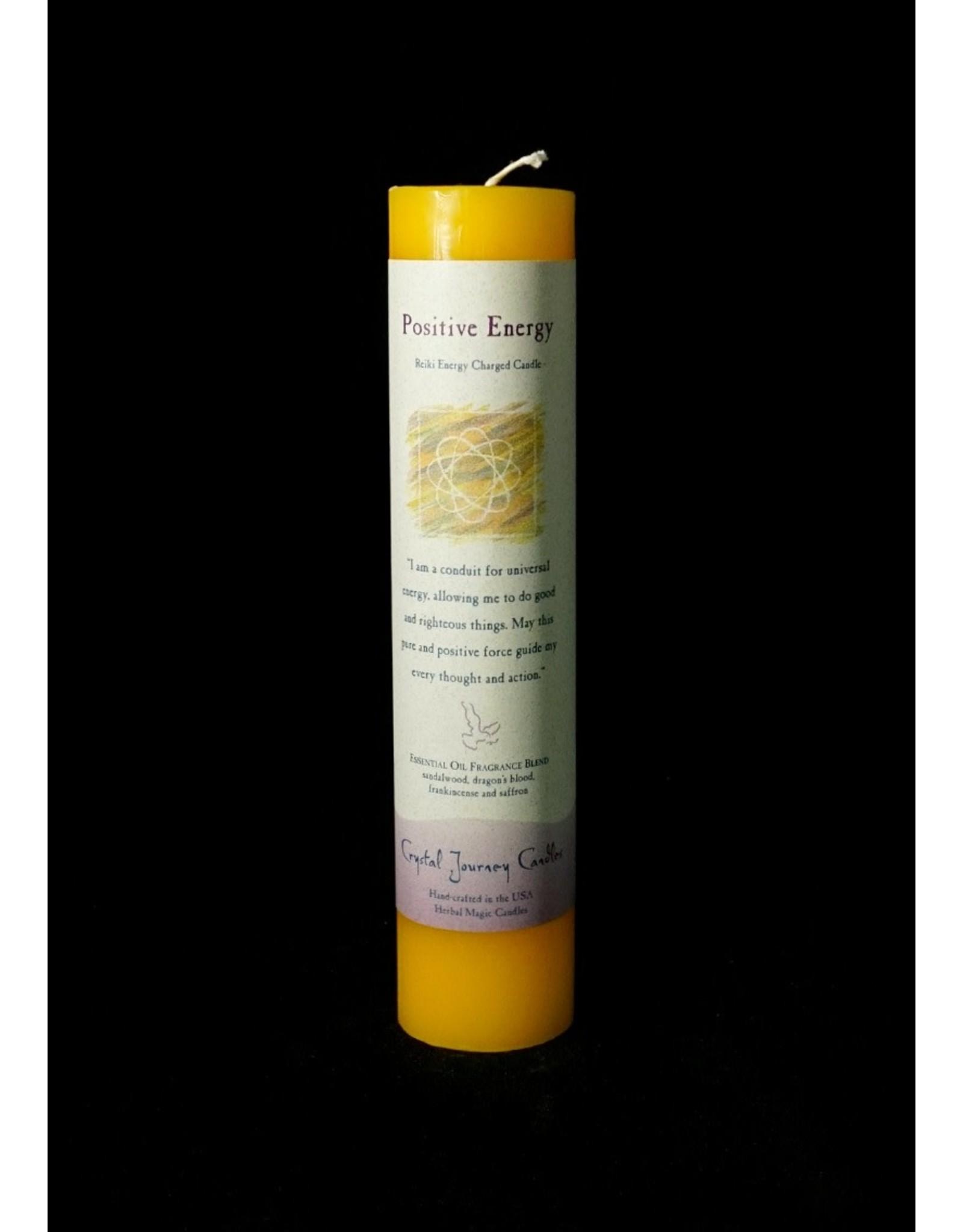 Herbal Magic Pillars - Positive Energy