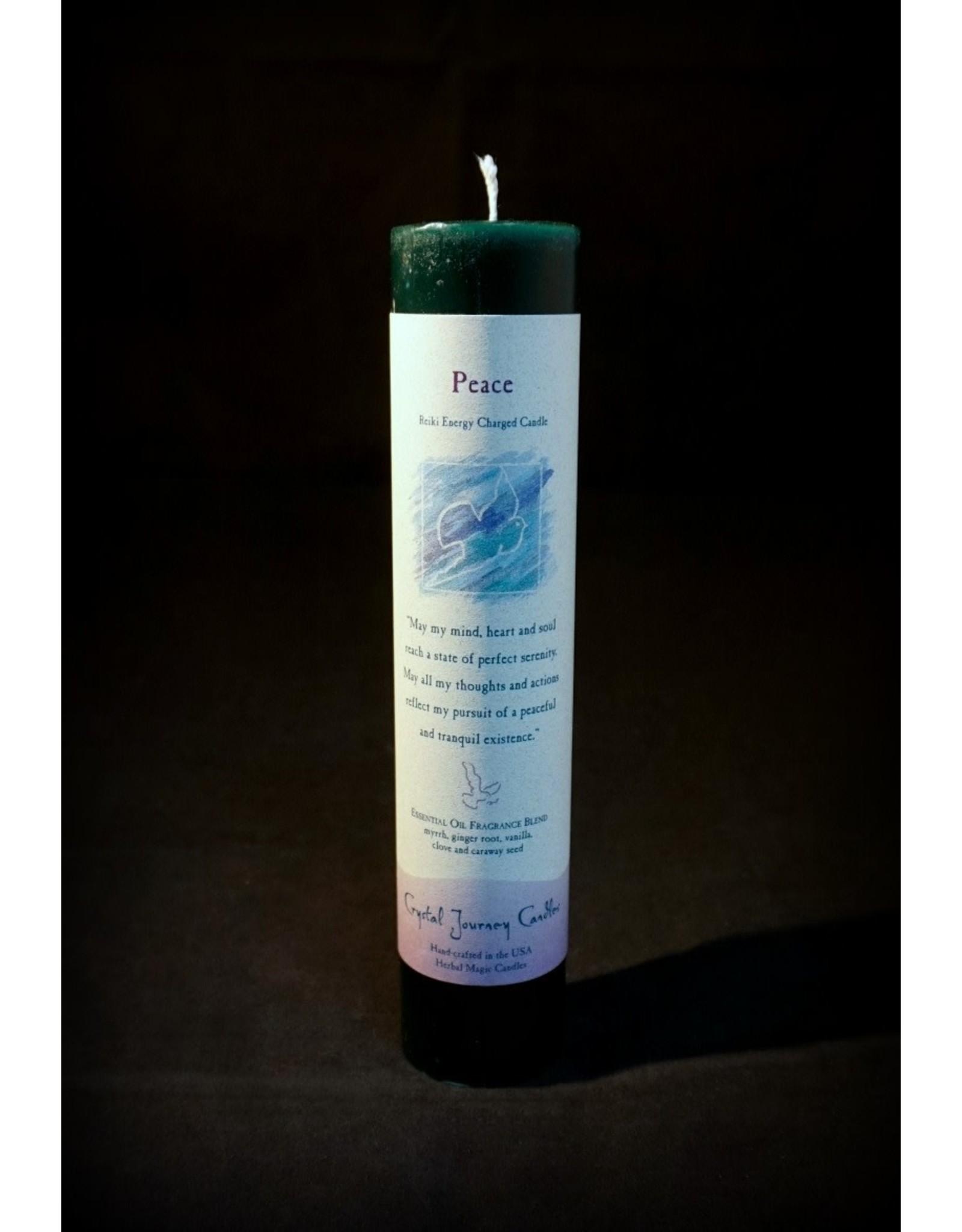Herbal Magic Pillars - Peace
