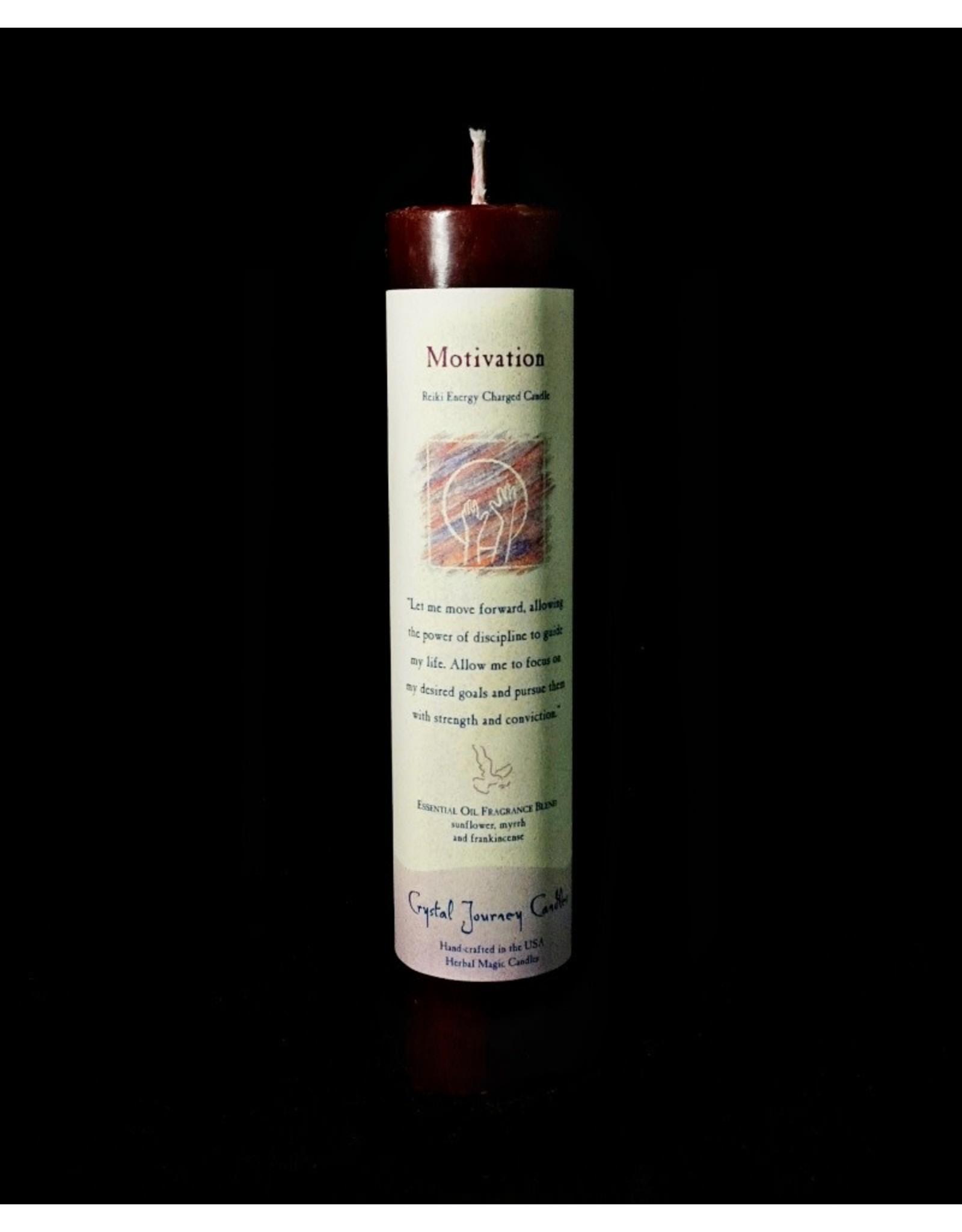 Herbal Magic Pillars - Motivation