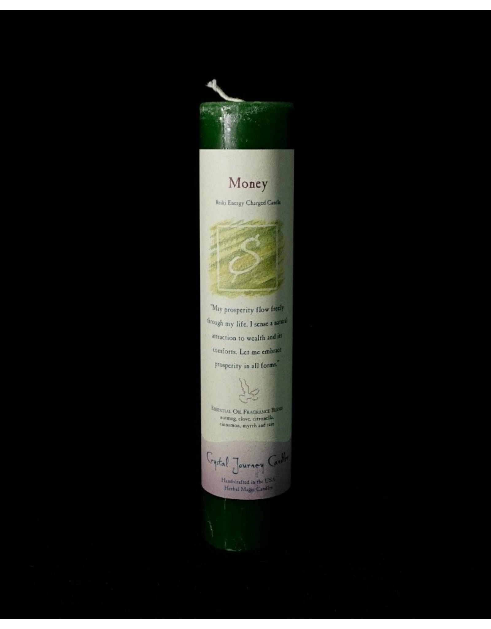 Herbal Magic Pillars - Money
