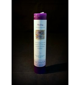 Herbal Magic Pillars - Healing