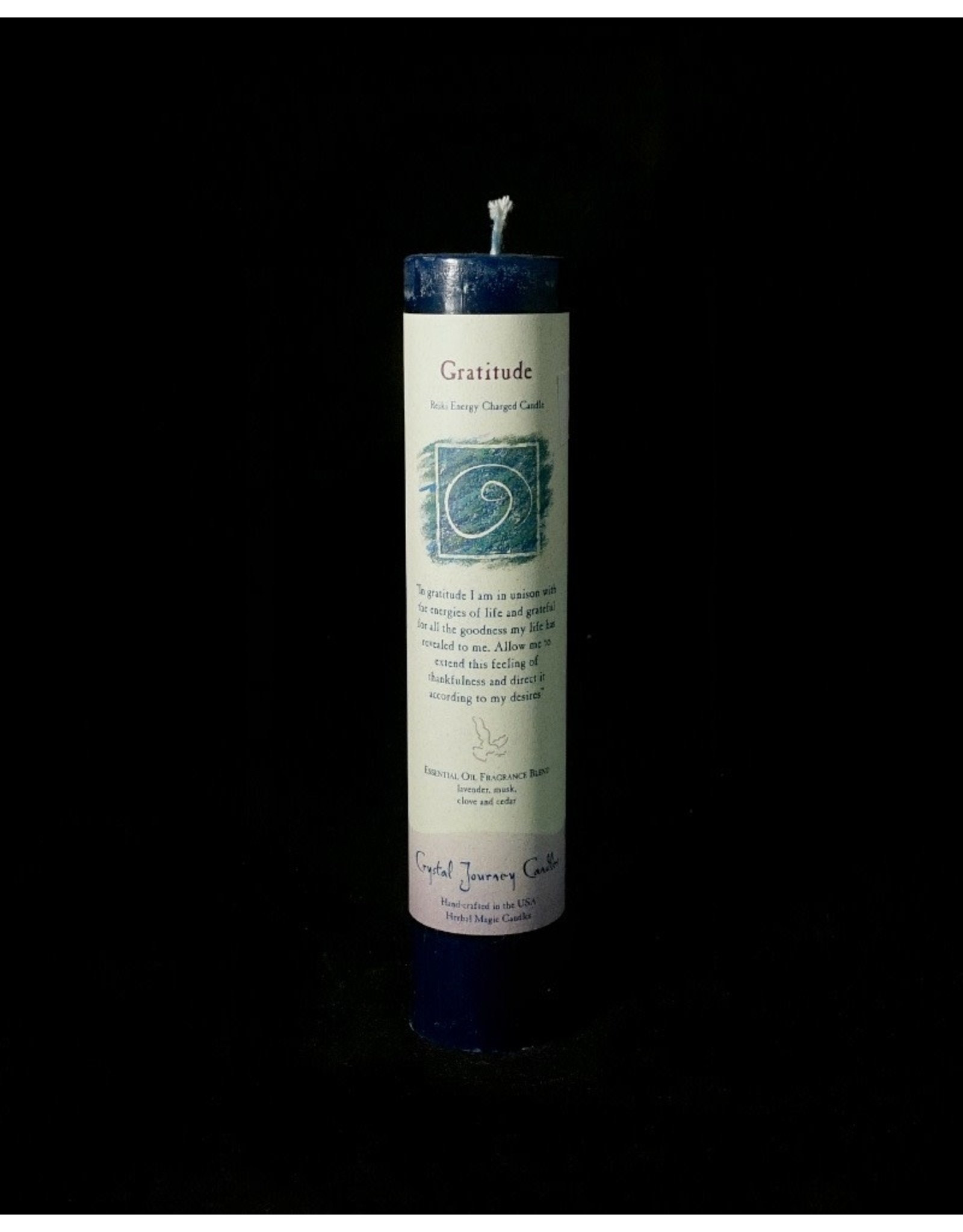 Herbal Magic Pillars - Gratitude