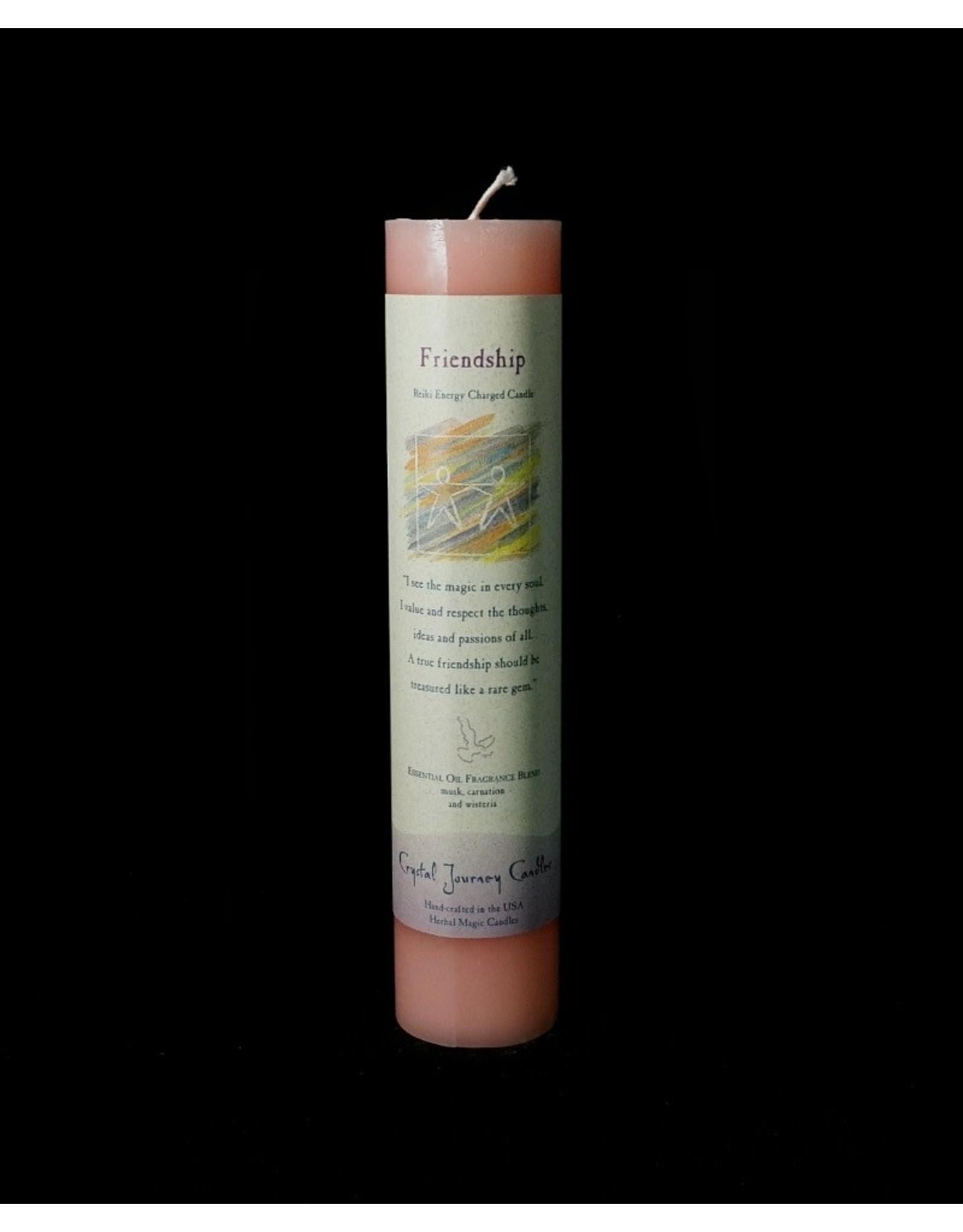 Herbal Magic Pillars - Friendship