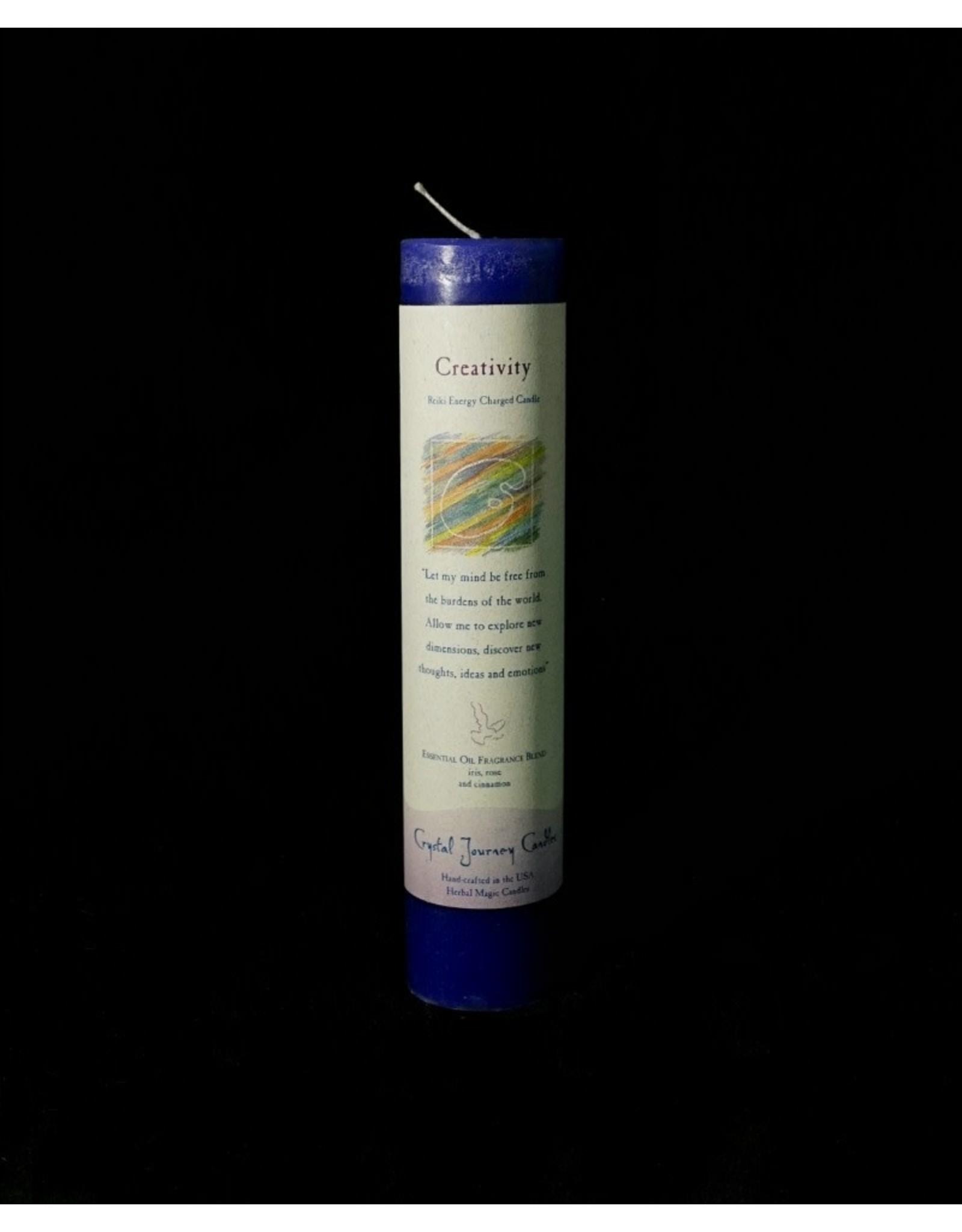 Herbal Magic Pillars - Creativity