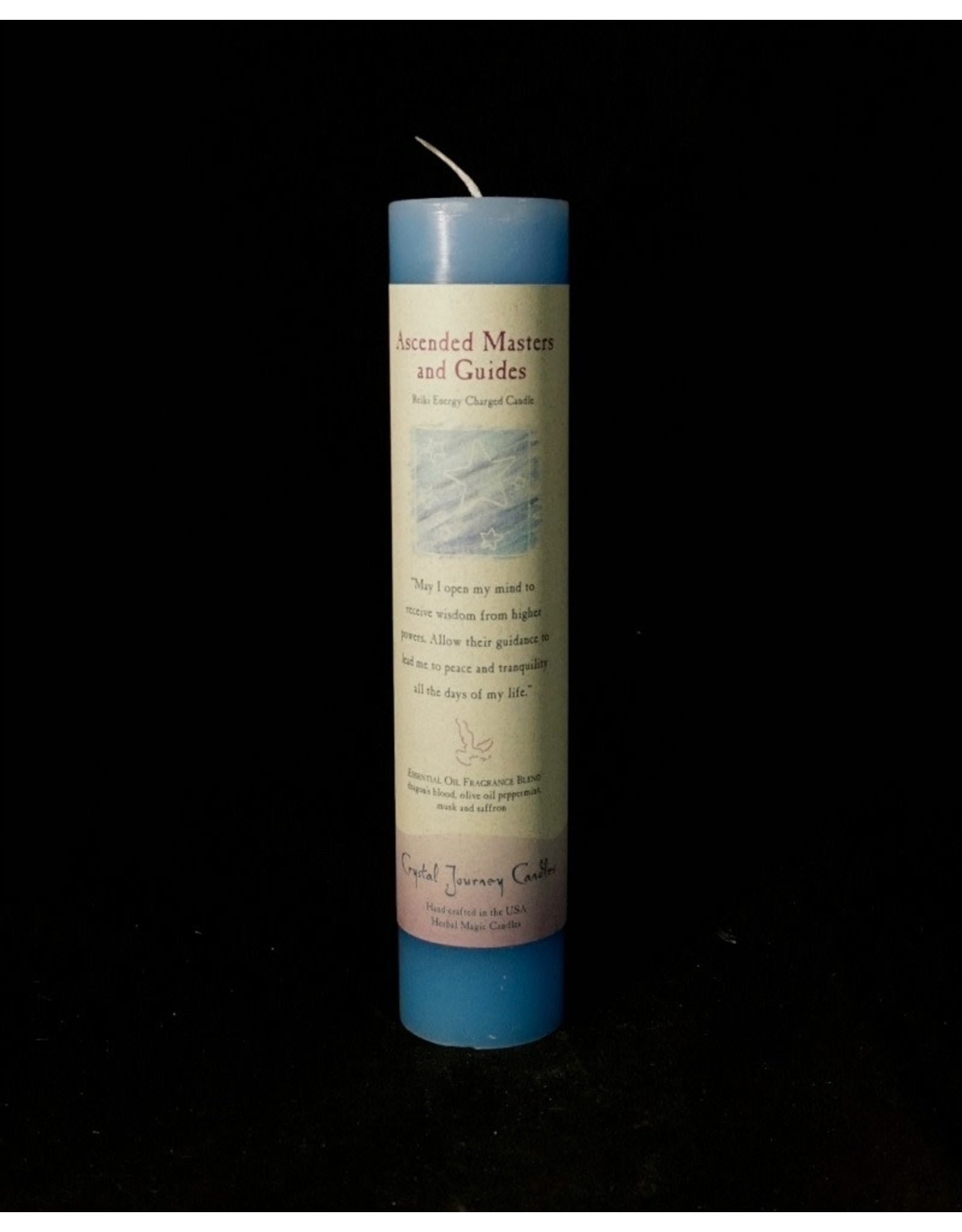 Herbal Magic Pillars - Ascended Masters & Guides