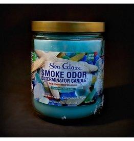 Smoke Odor Smoke Odor Candle - Sea Glass