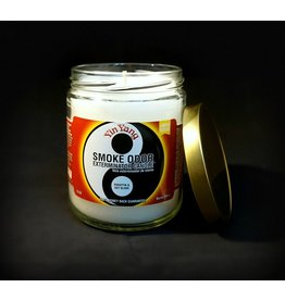 Smoke Odor Candle - Yin Yang