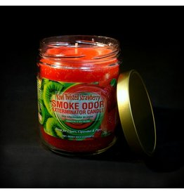 Smoke Odor Candle - Kiwi Twisted Strawberry
