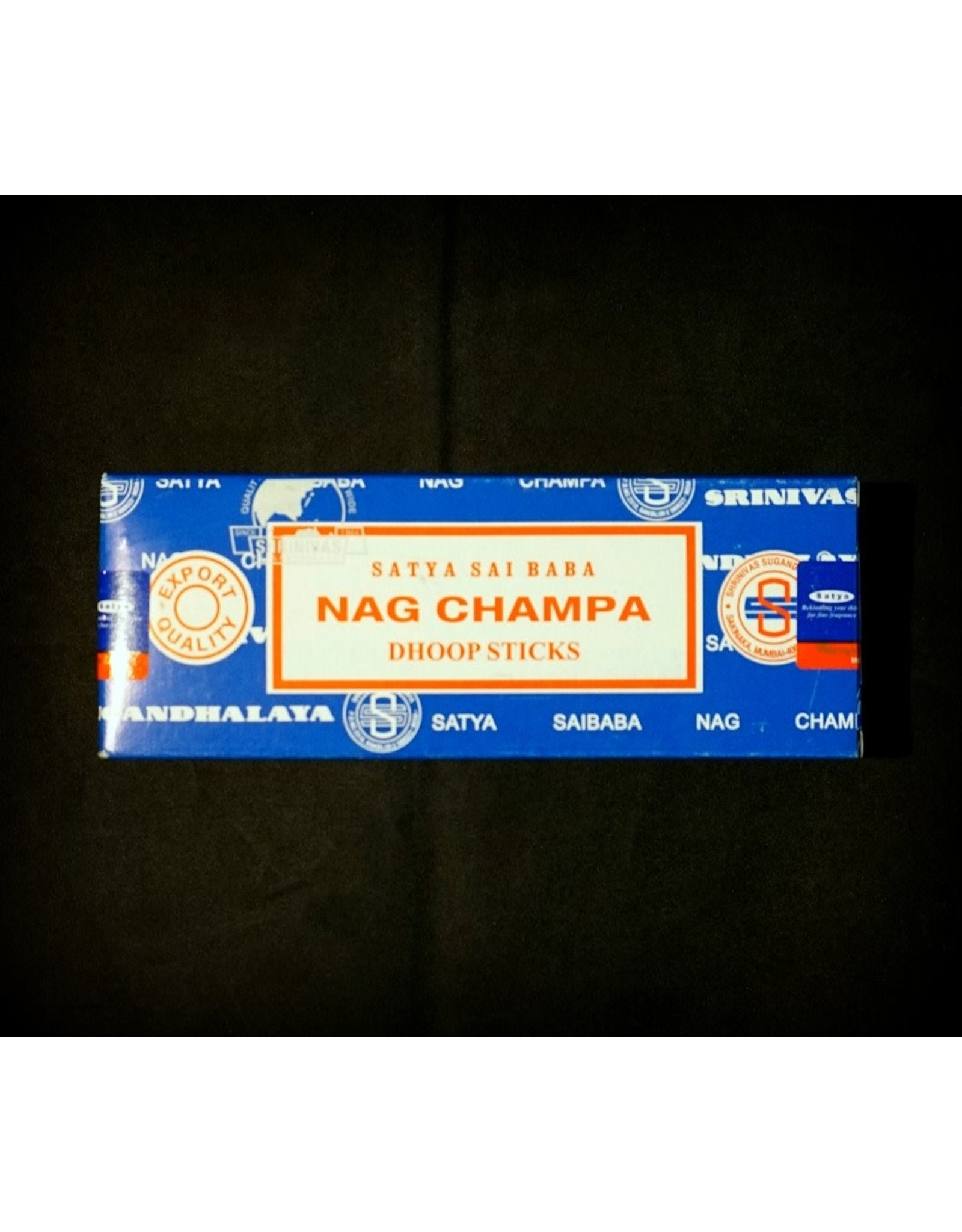 Satya Satya Nag Champa Dhoop Sitcks
