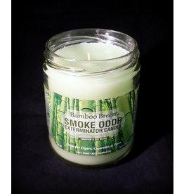 Smoke Odor Smoke Odor Candle - Bamboo Breeze