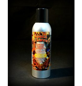 Smoke Odor Air Freshener Spray - Peace & Love