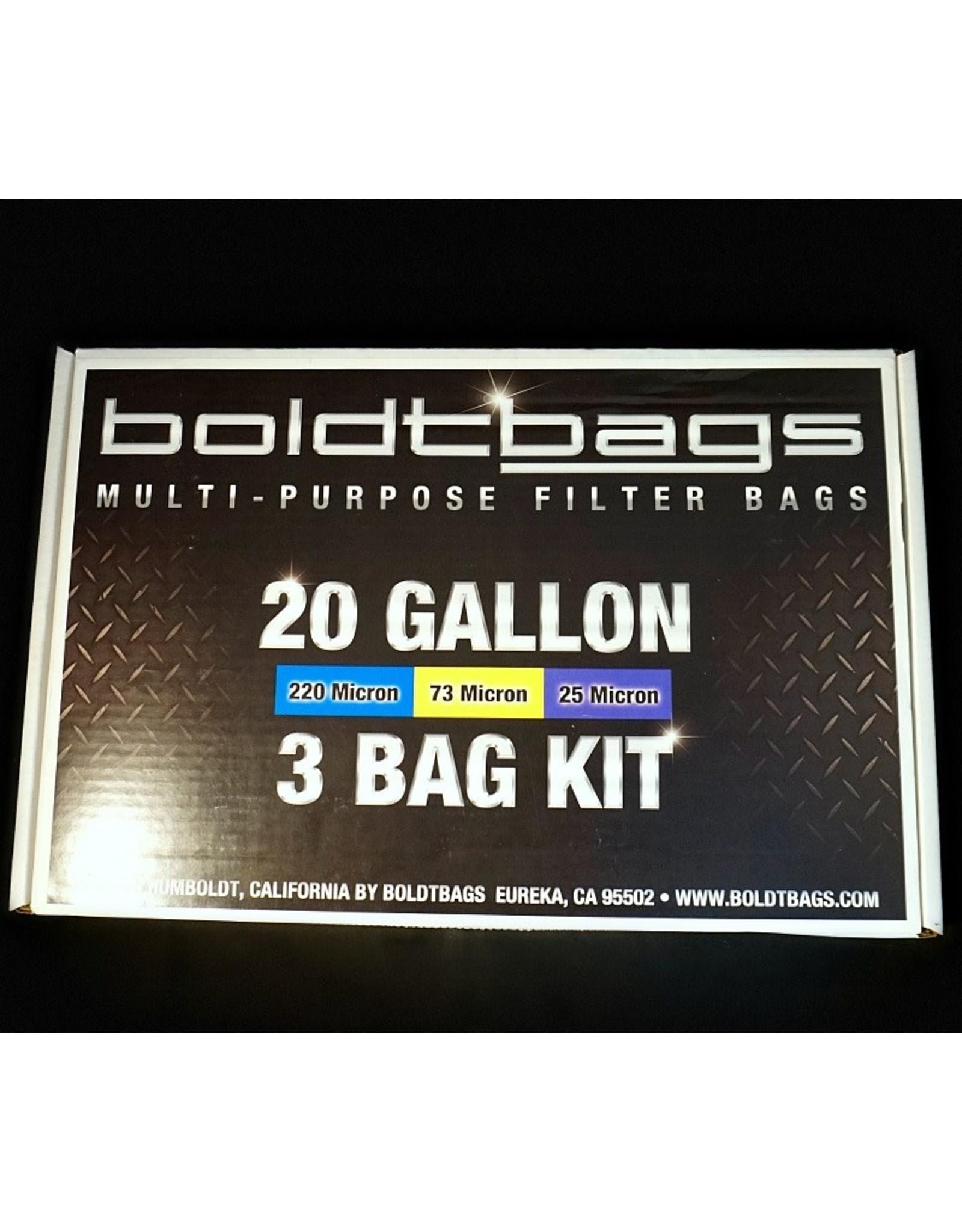 BoldtBags L-3 20 Gallon 3 Bag Kit