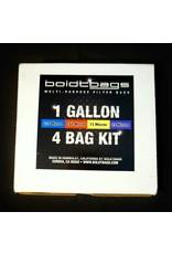 BoldtBags S-4 1 Gallon 4 Bag Kit