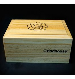 Grindhouse Grindhouse Pine Sifter Box w/ Rolling Tray - Medium 4x5.75