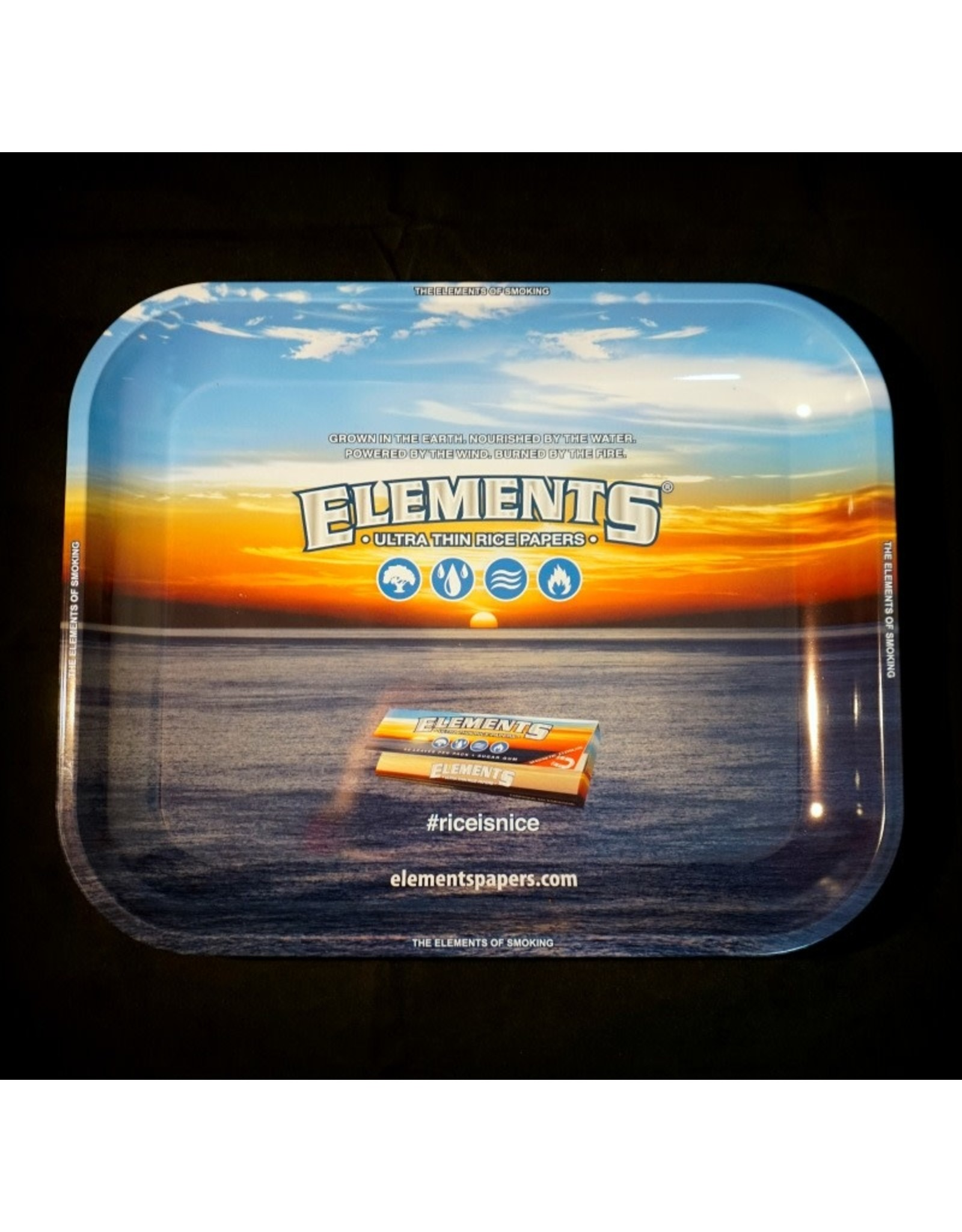 Elements Elements Rolling Tray - Large