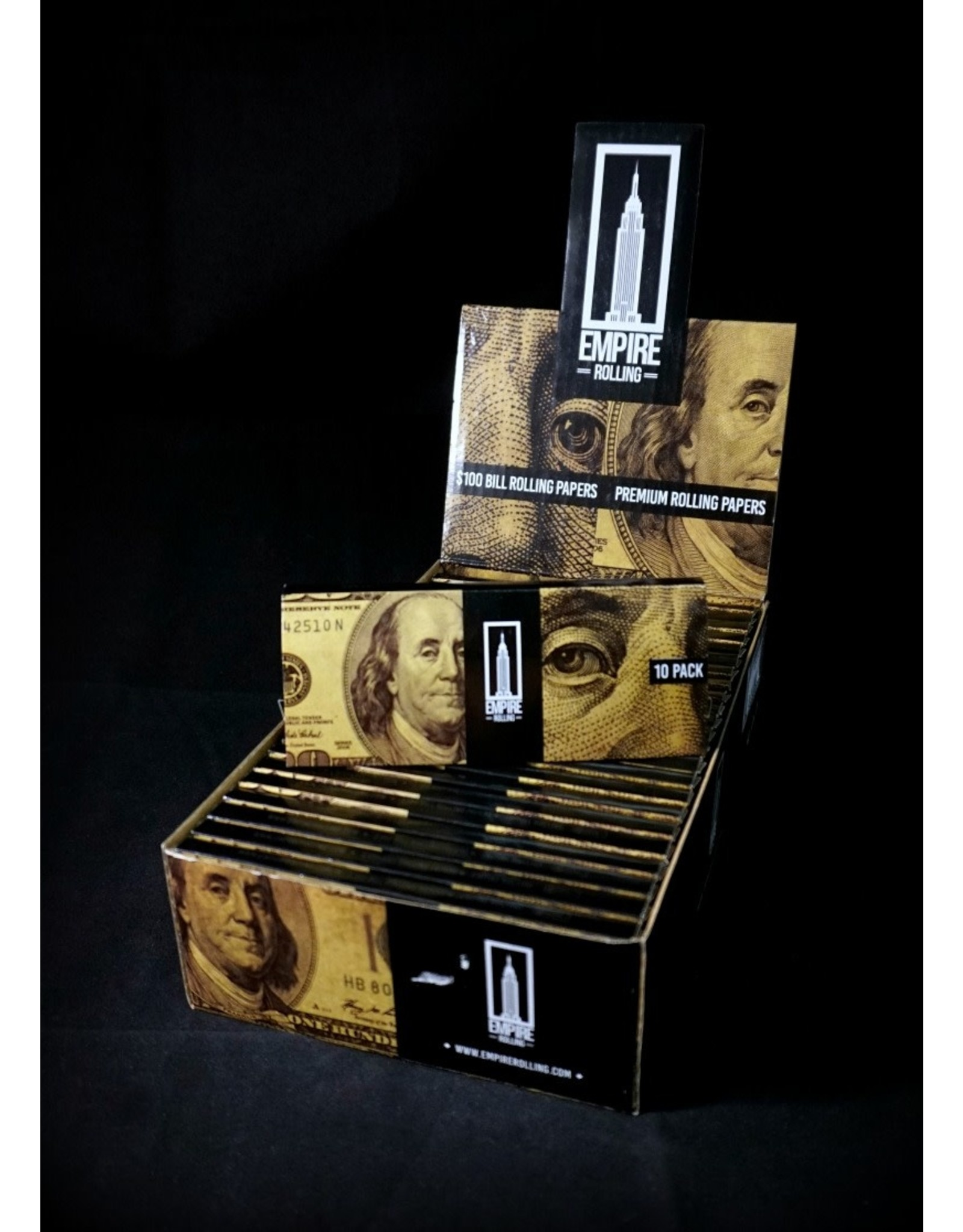 Empire $100 Bill Rolling Papers