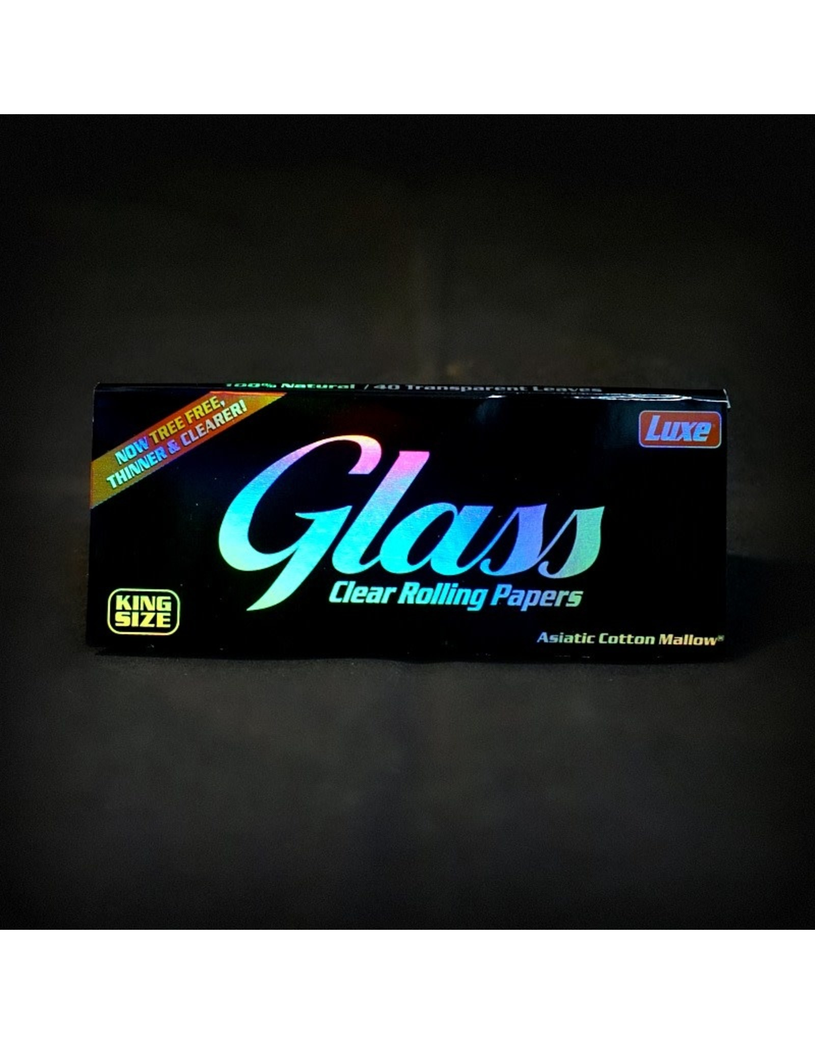 Glass Glass Papers