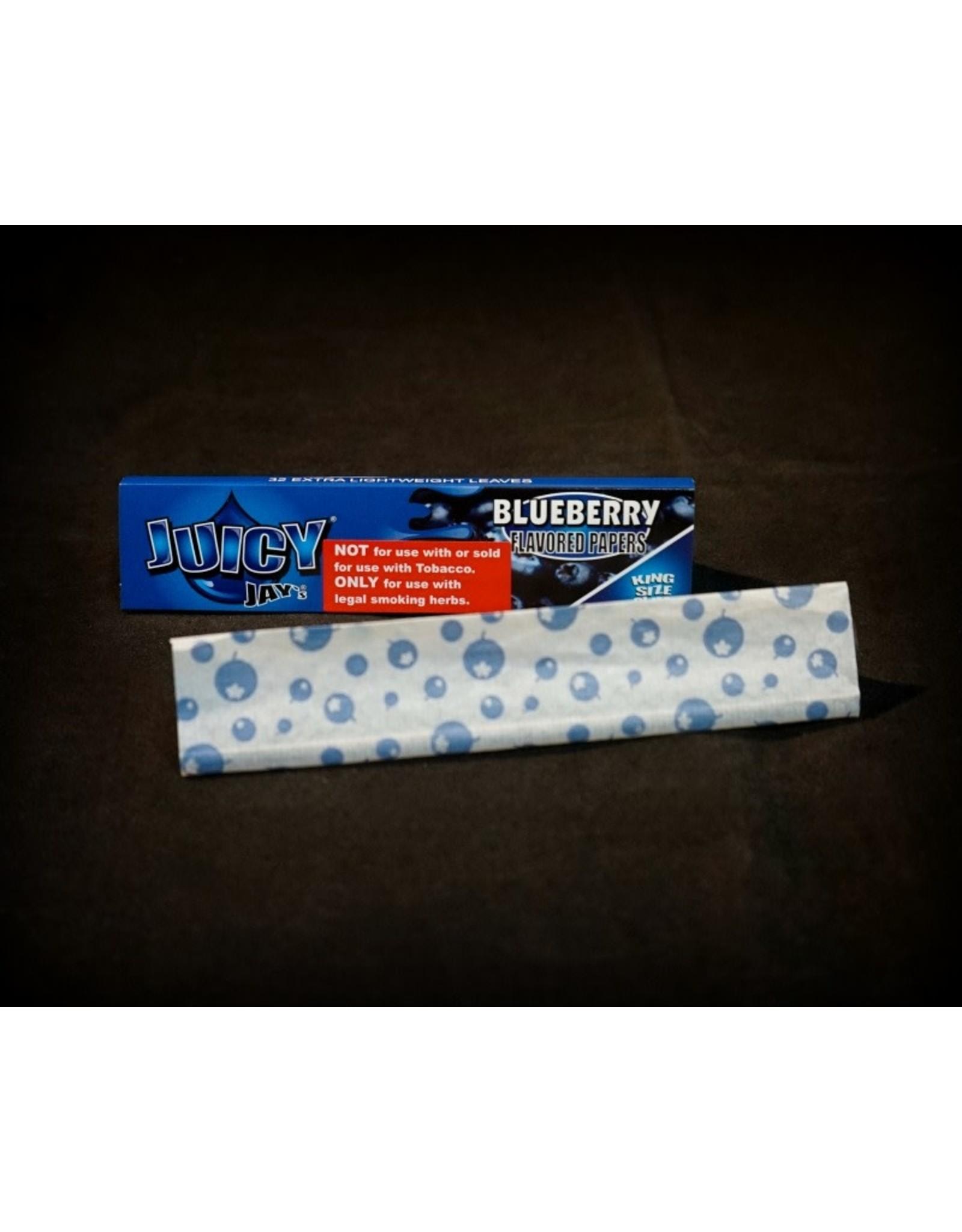 Juicy Jay's Juicy Jay's Blueberry