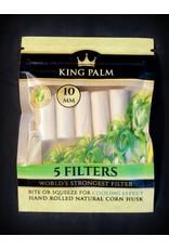 King Palm King Palm Corn Husk Filters 5pk