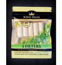King Palm King Palm Corn Husk Filters 5pk