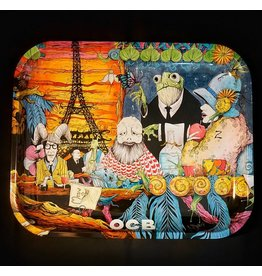 OCB Cafe Culture Rolling Tray - Large