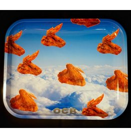 OCB Chicken Wings Rolling Tray - Large