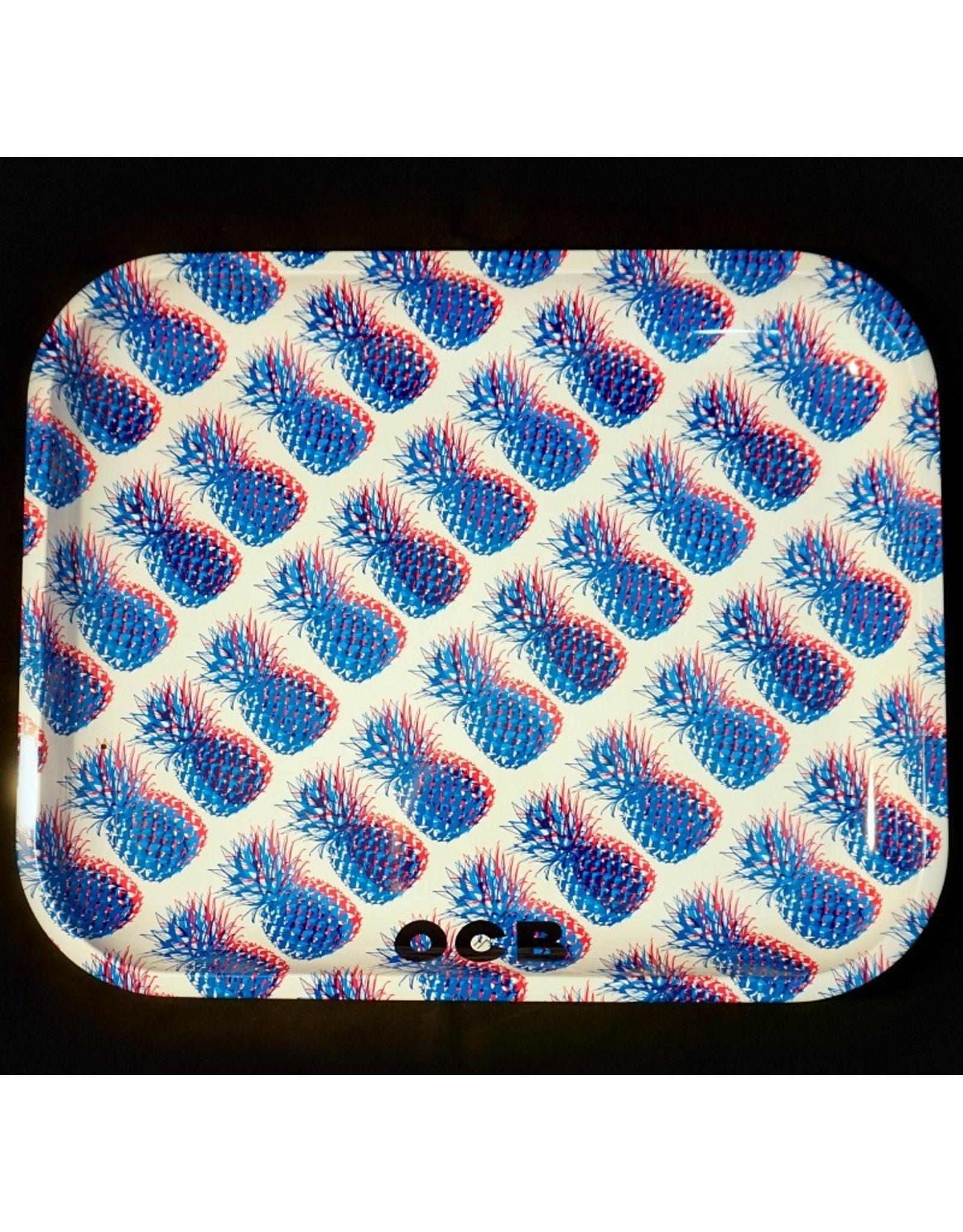 OCB OCB Pineapple Rolling Tray - Large