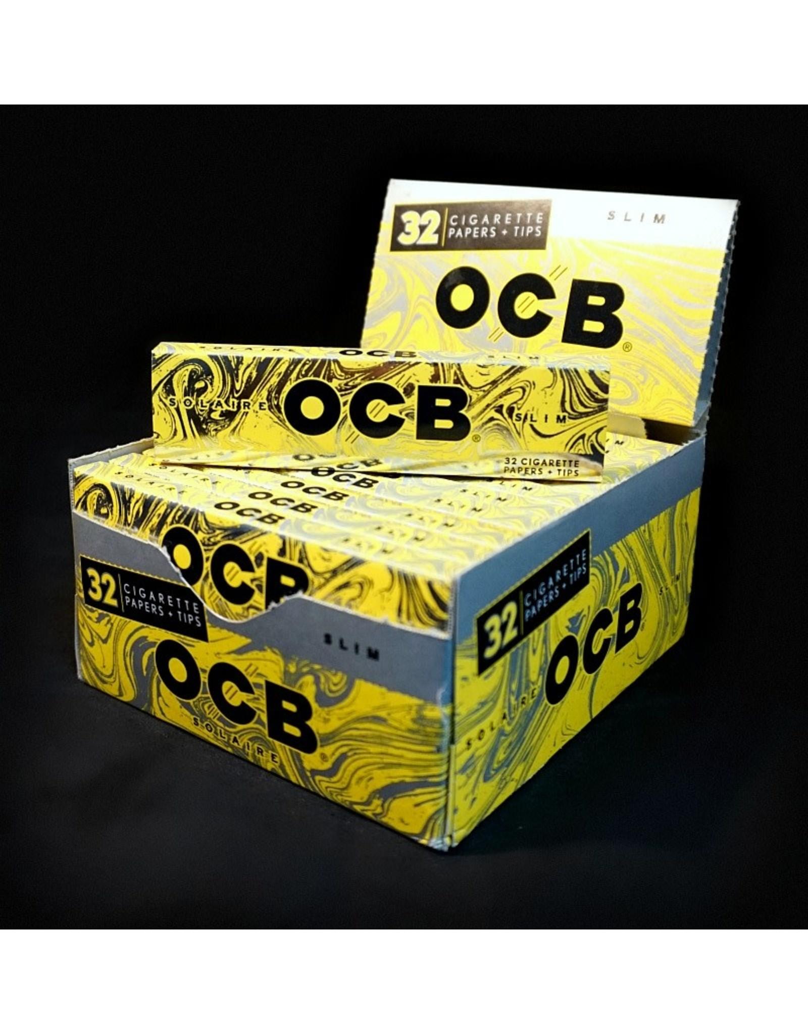 OCB OCB Solaire KS Slim w/ Tips