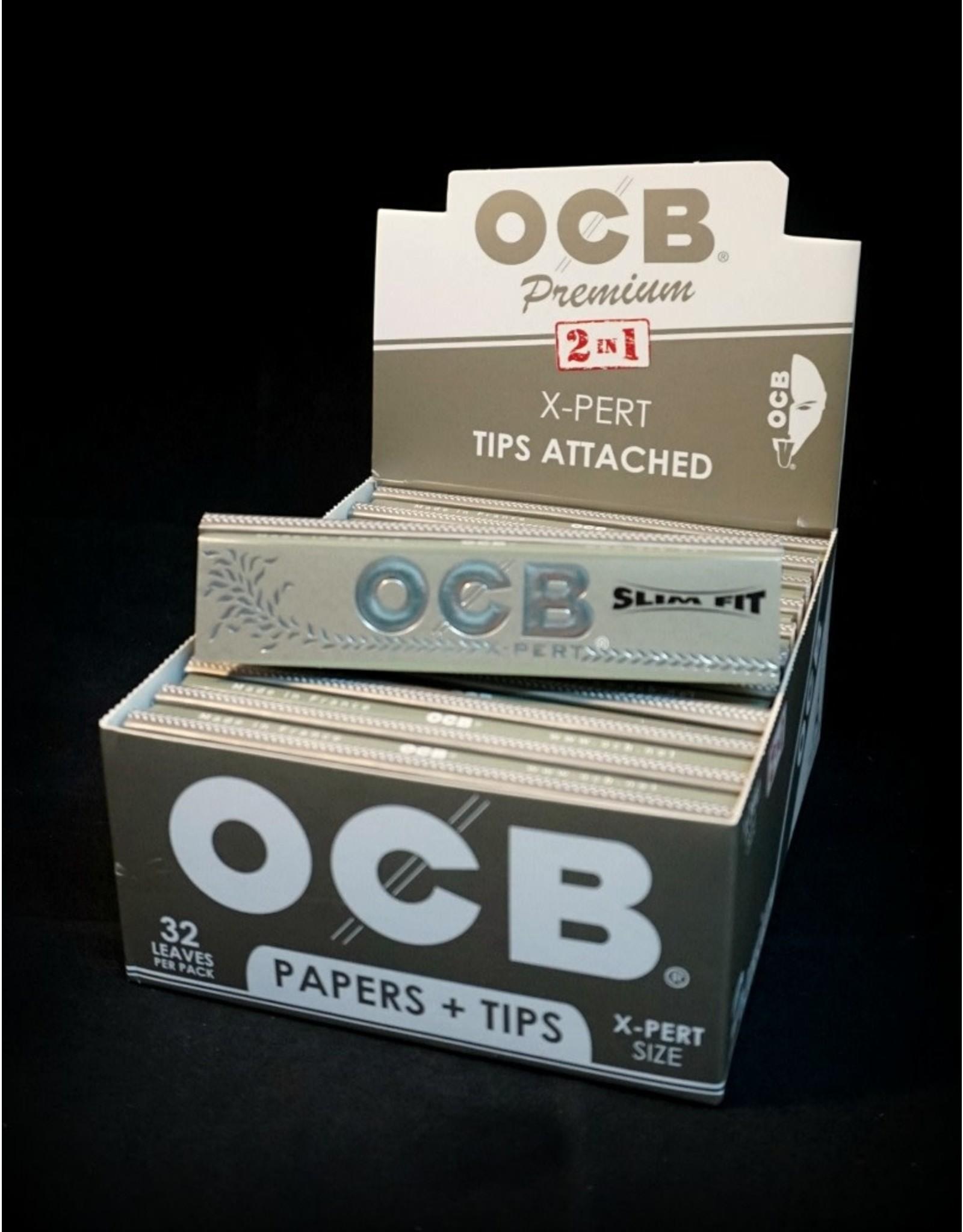 OCB OCB Xpert Papers