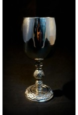 """6"""" Stainless Steel Plain Chalice"""