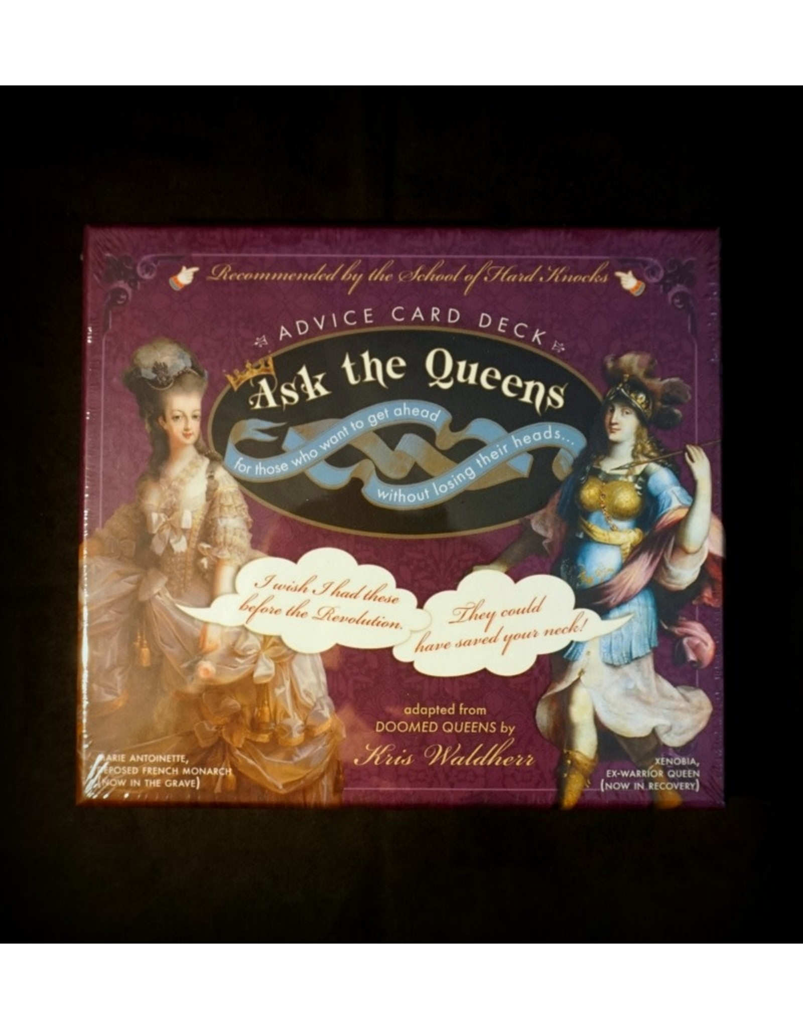 Ask the Queens Advice Card Deck