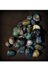 Azurite Malachite Tumbled Stone