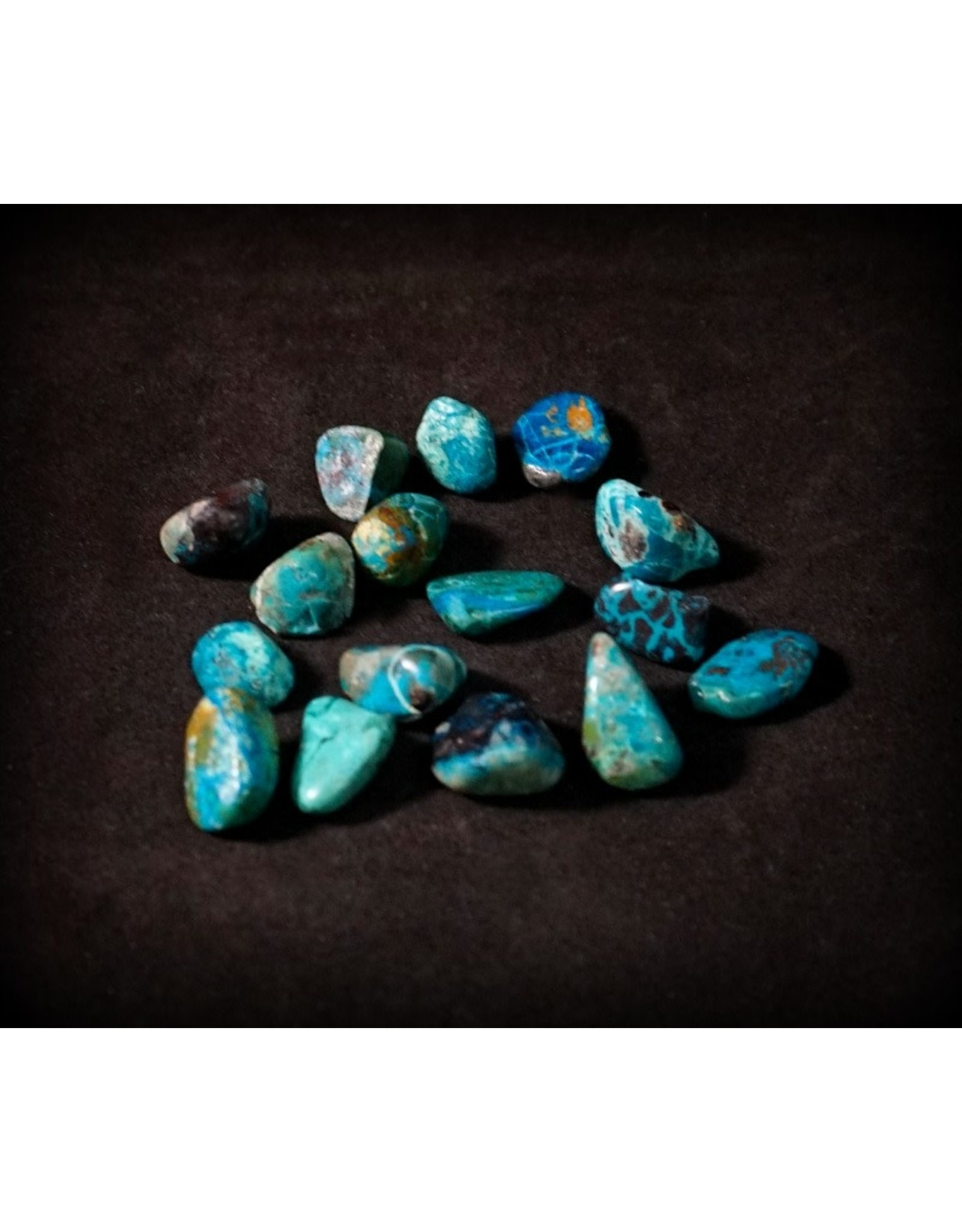 Chrysocolla Small Tumbled Stone