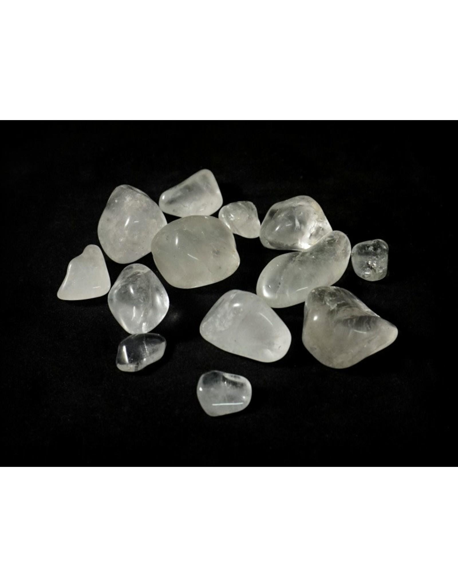 Clear Quartz Small Tumbled Stone